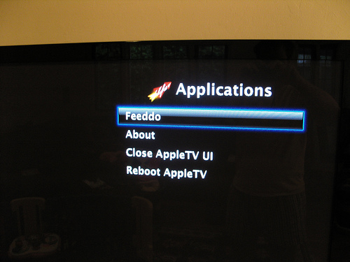 feeddo on AppleTV