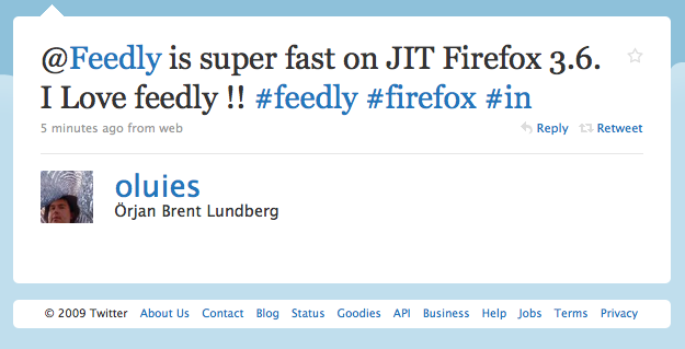 Firefox 3.6 reaction - I